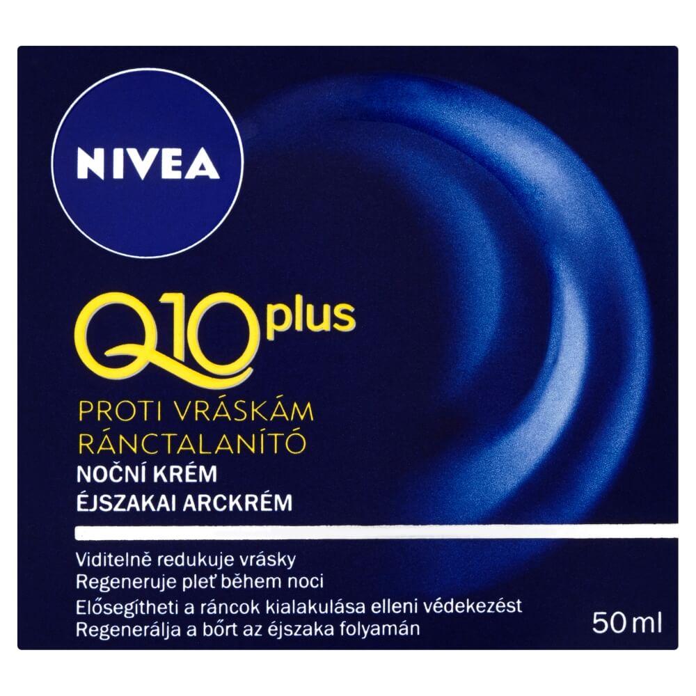NIVEA Q10 PLUS noční krém 50 ml