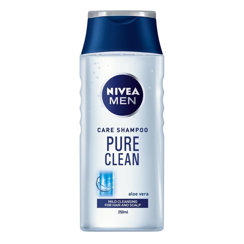 NIVEA Pure Impact šampon pro muže 250 ml