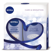 NIVEA Smooth  kazeta