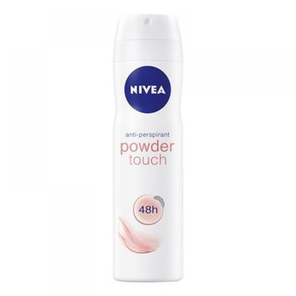 NIVEA Sprej antiperspirant Powder Touch 150 ml