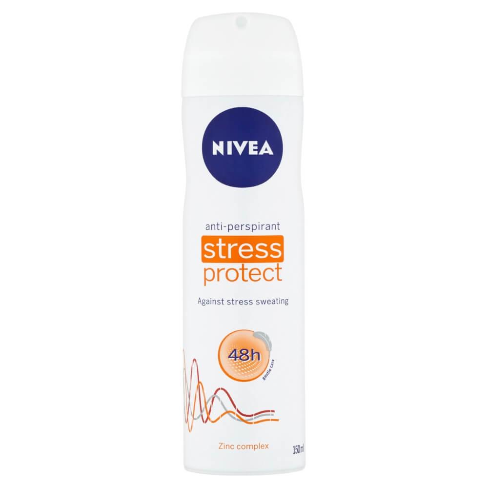 NIVEA Stress Protect Sprej antiperspirant 150 ml