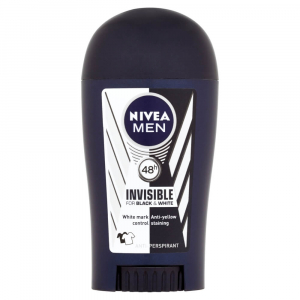 NIVEA Men Invisible for Black & White Power Tuhý antiperspirant 40 ml