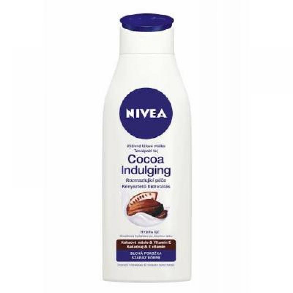 NIVEA tělové mléko Cocoa Indulging 250 ml