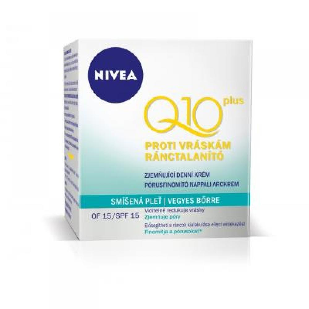 NIVEA Visage Q10 zjemňující denní krém 50 ml