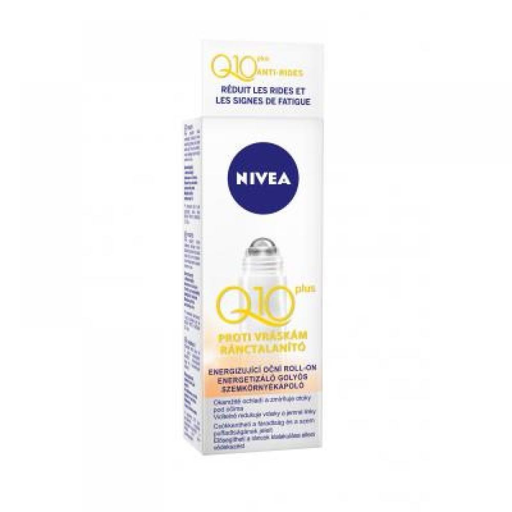 NIVEA Visage Q10 oční ROLL-ON 10 ml