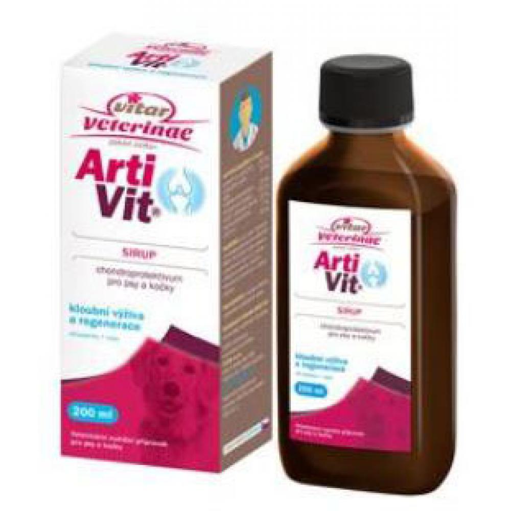 NOMAAD ArtiVit Sirup 200 ml