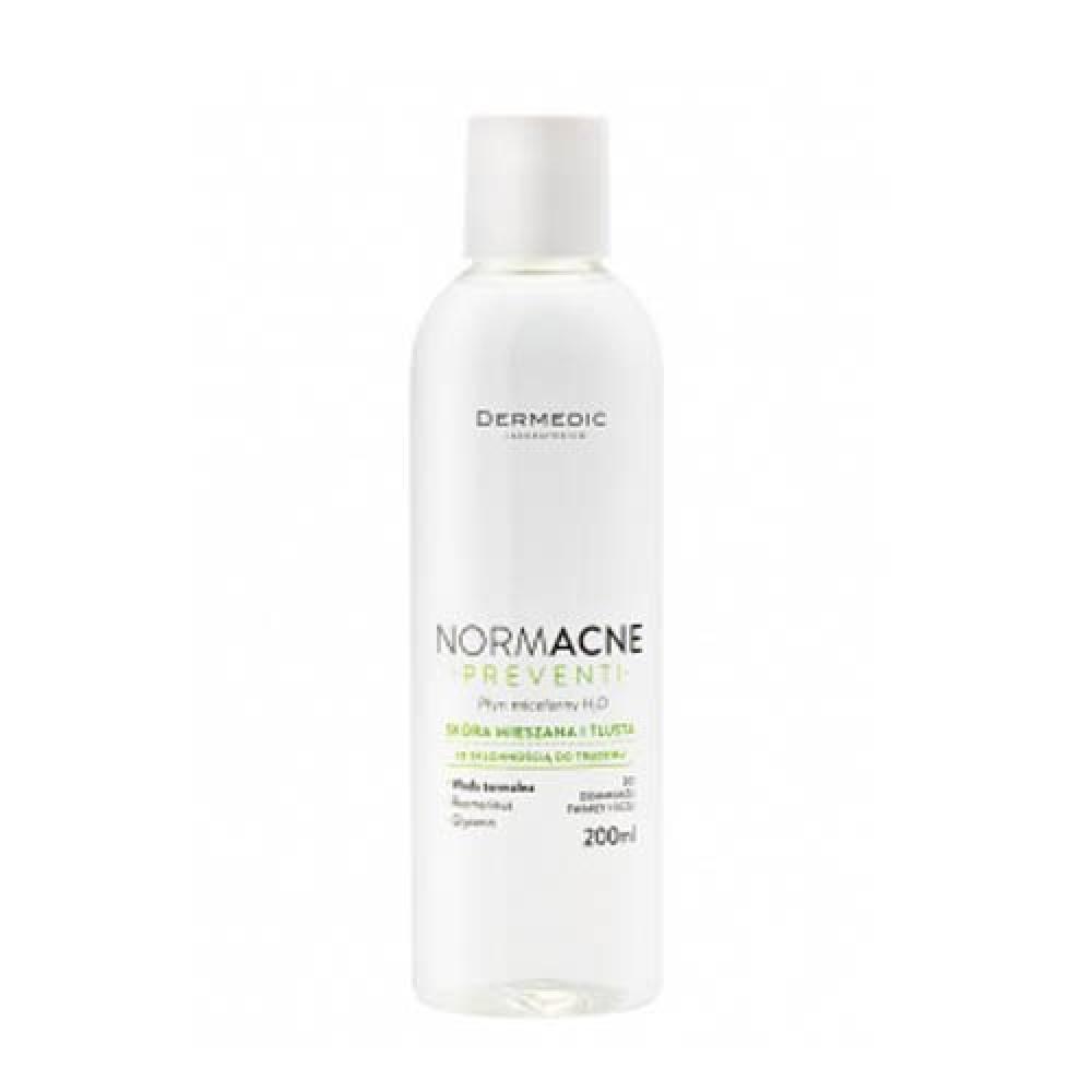 DERMEDIC NORMACNE Micelární voda H20 200 ml