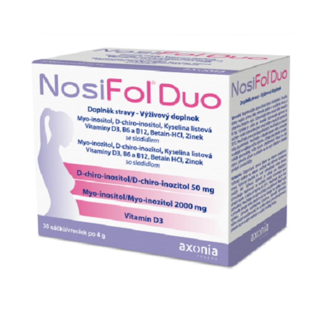NOSIFOL Duo Doplněk stravy 30 sáčků