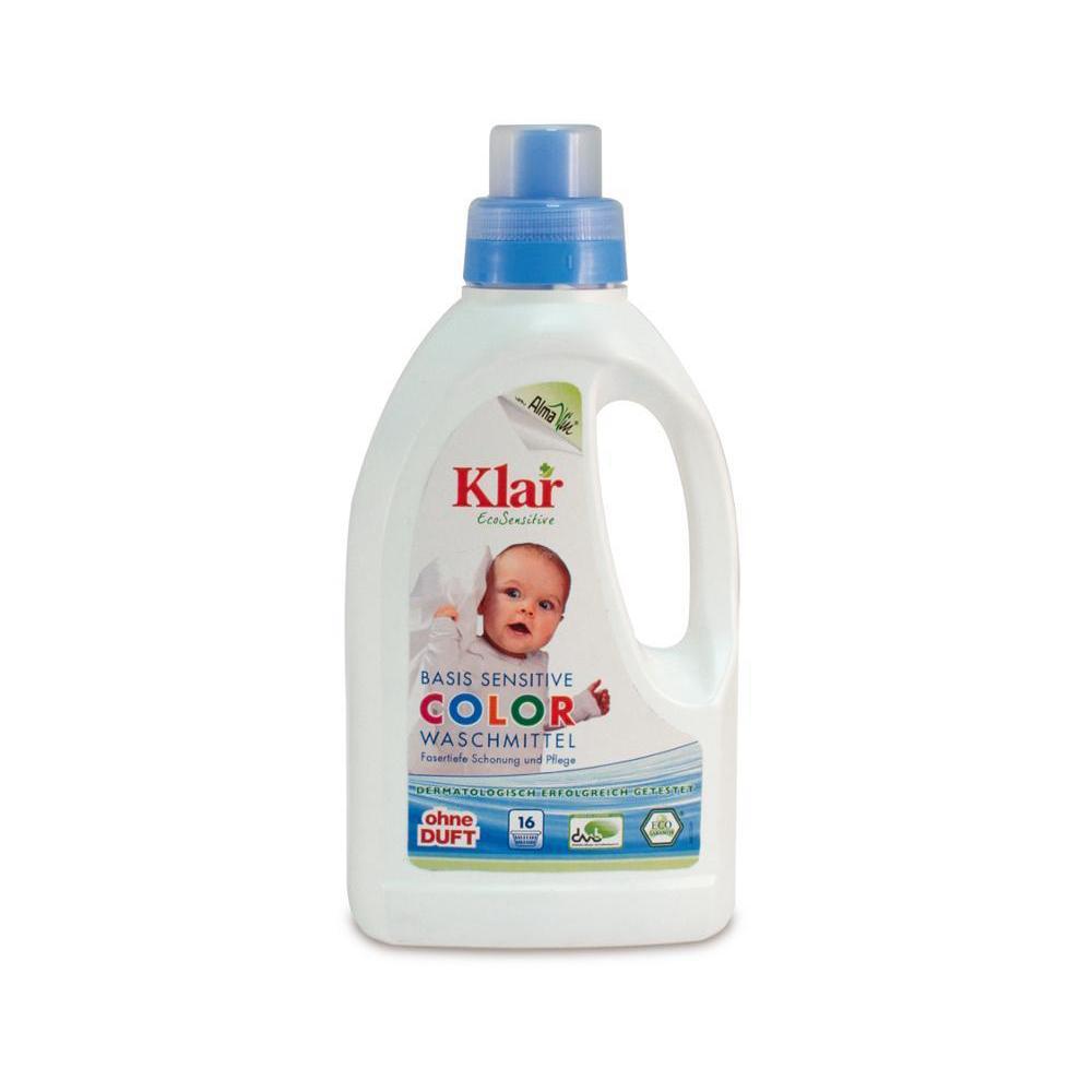 NOVINKA Prací gel na barevné prádlo