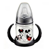NUK First Choice Lahev na učení Mickey Mouse 150 ml