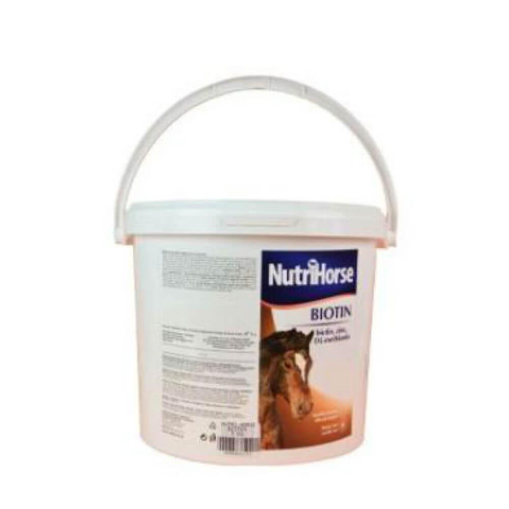 NUTRI HORSE Biotin pro koně prášek 3 kg
