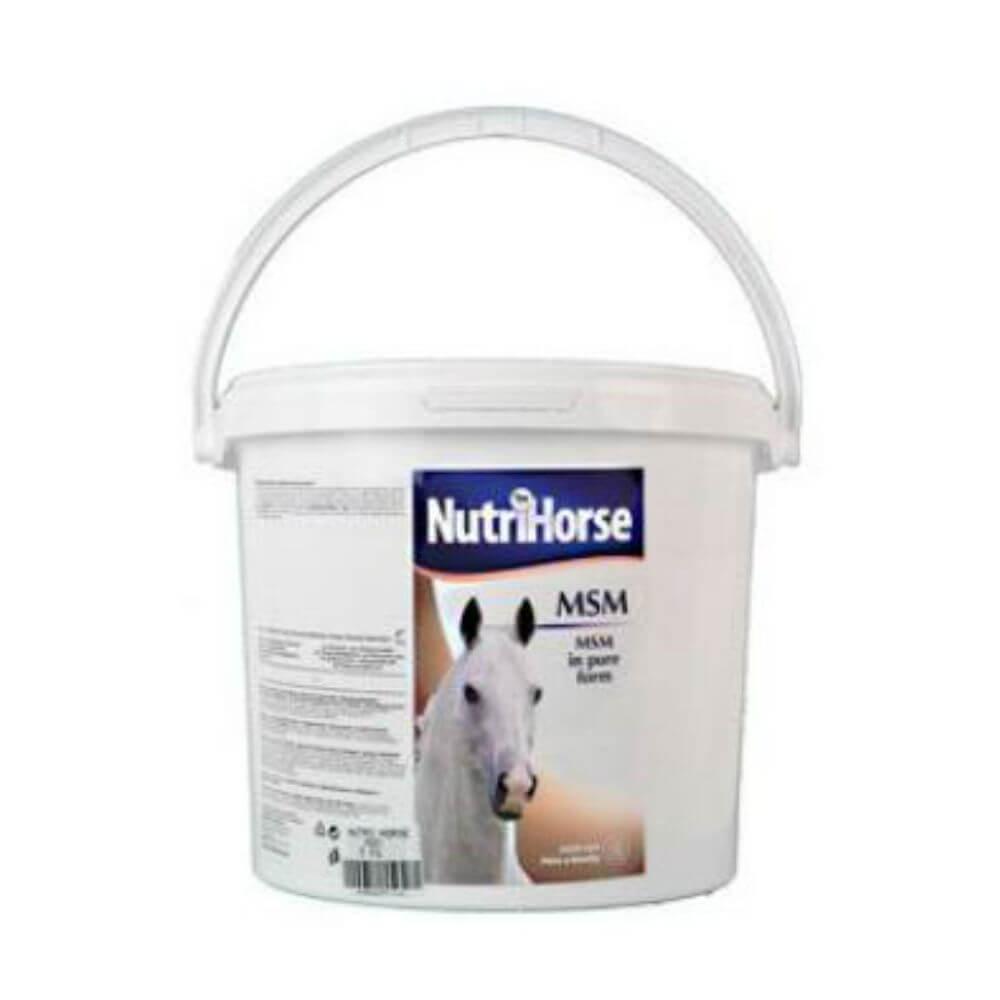 NUTRI HORSE MSM pro koně prášek 3 kg