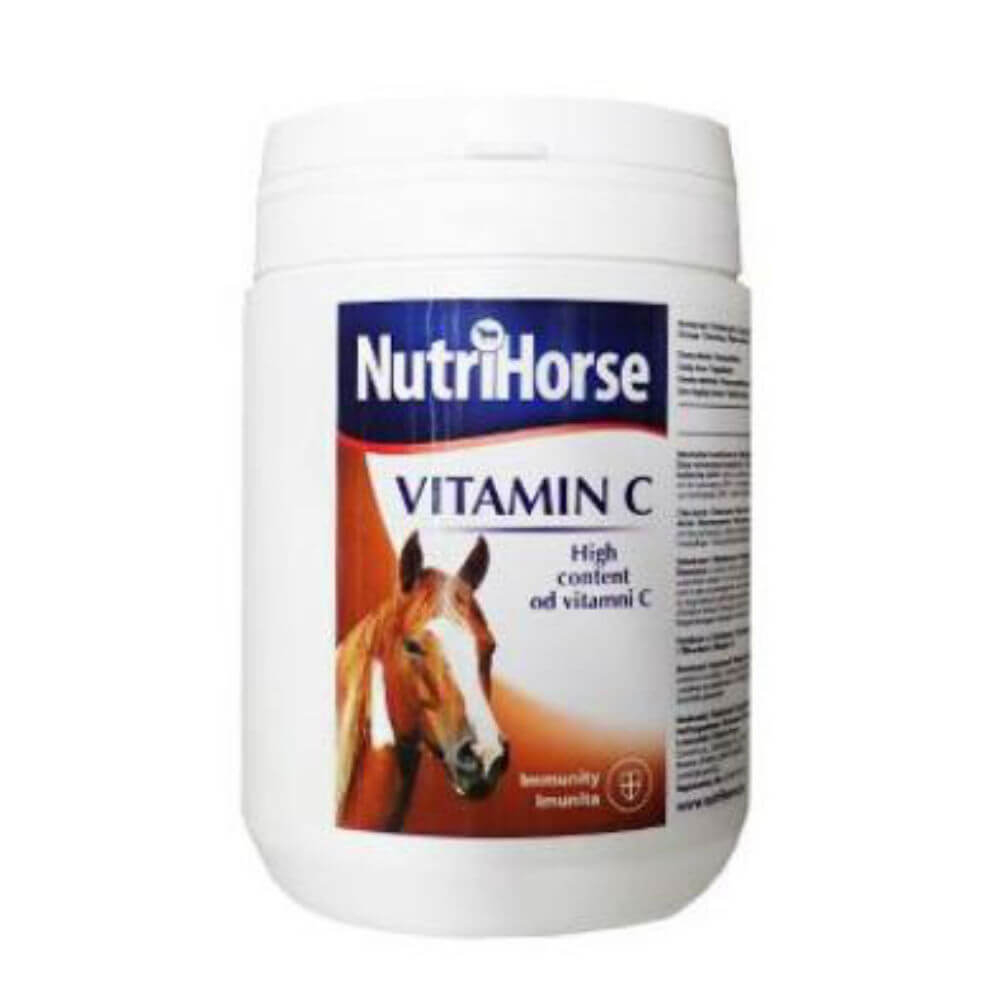 NUTRI HORSE Vitamin C doplňkové krmivo pro koně 500 g