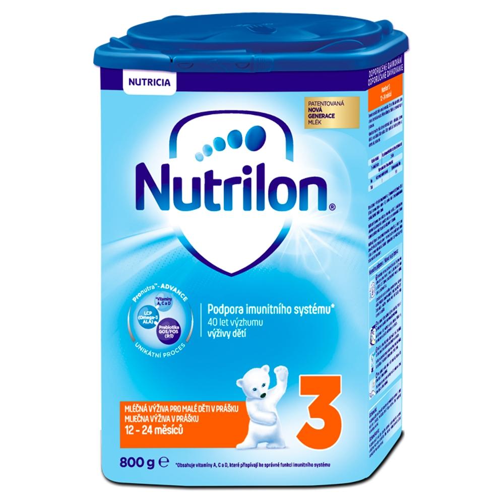 Nutrilon 3 Pronutra 800 g