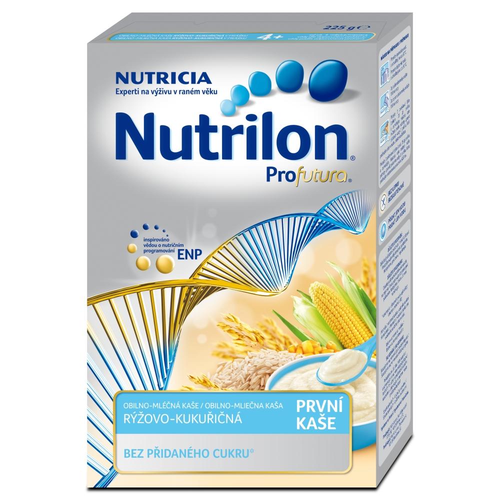 NUTRILON Profutura kaše Rýžovo-kukuřičná 225 g