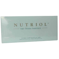 FITNESS BAR Nutriol Hair Fitness Treatment vlasová zažehlovací kůra 12x7 ml