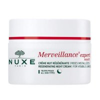 NUXE Merveillance Visible Lines Night Cream 50 ml