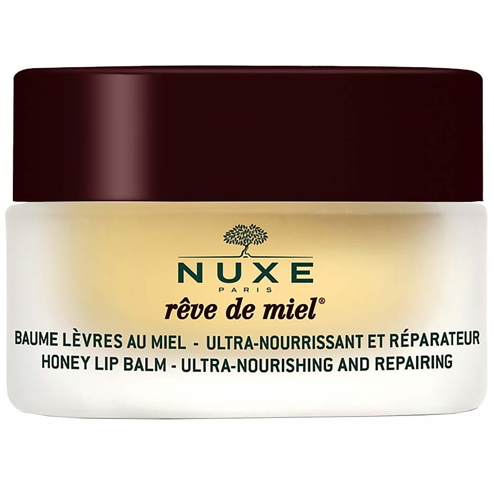 NUXE Reve de Miel vyživující a hojící medový balzám na rty 15 ml