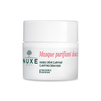 NUXE Rose Petals Cleanser Clarifying Cream-Mask 50 ml