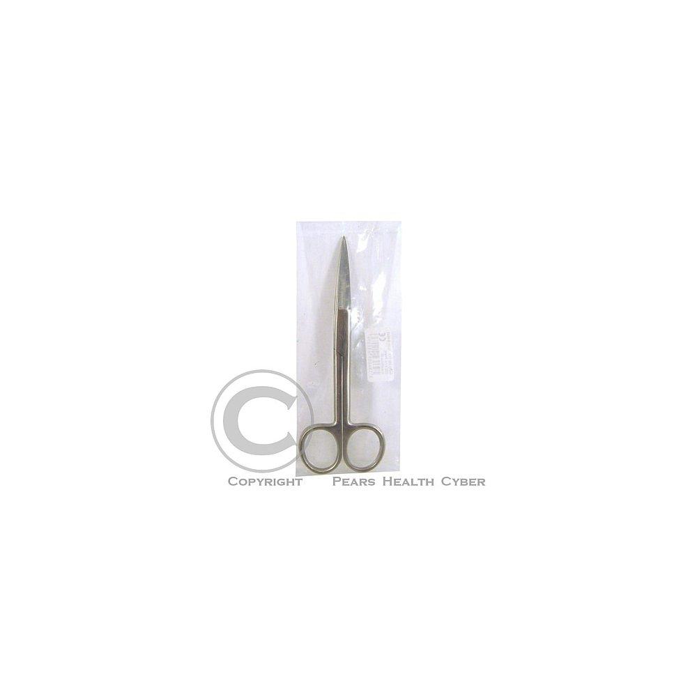 Nůžky chirurgické hrotnaté 140 mm ZSZ