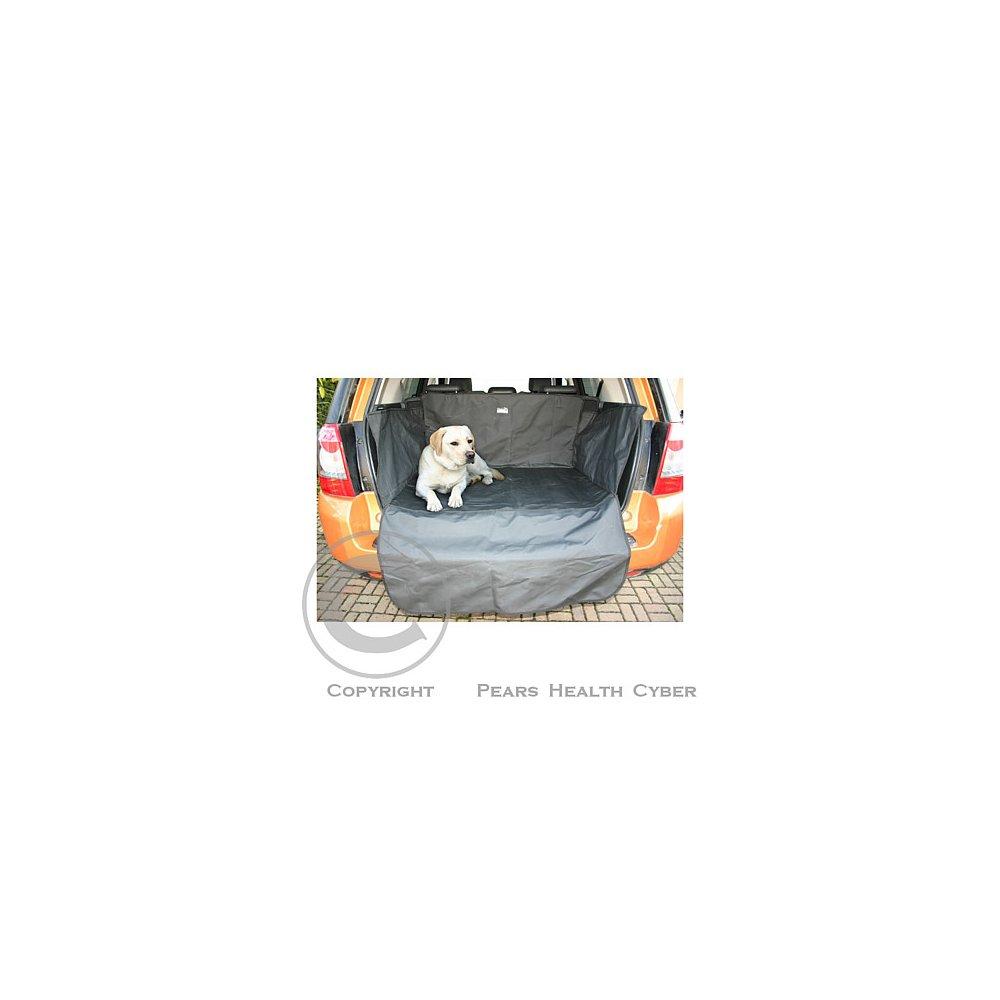 GreenDog autopotah do kufru pro psa, 105x75(130)x50 cm