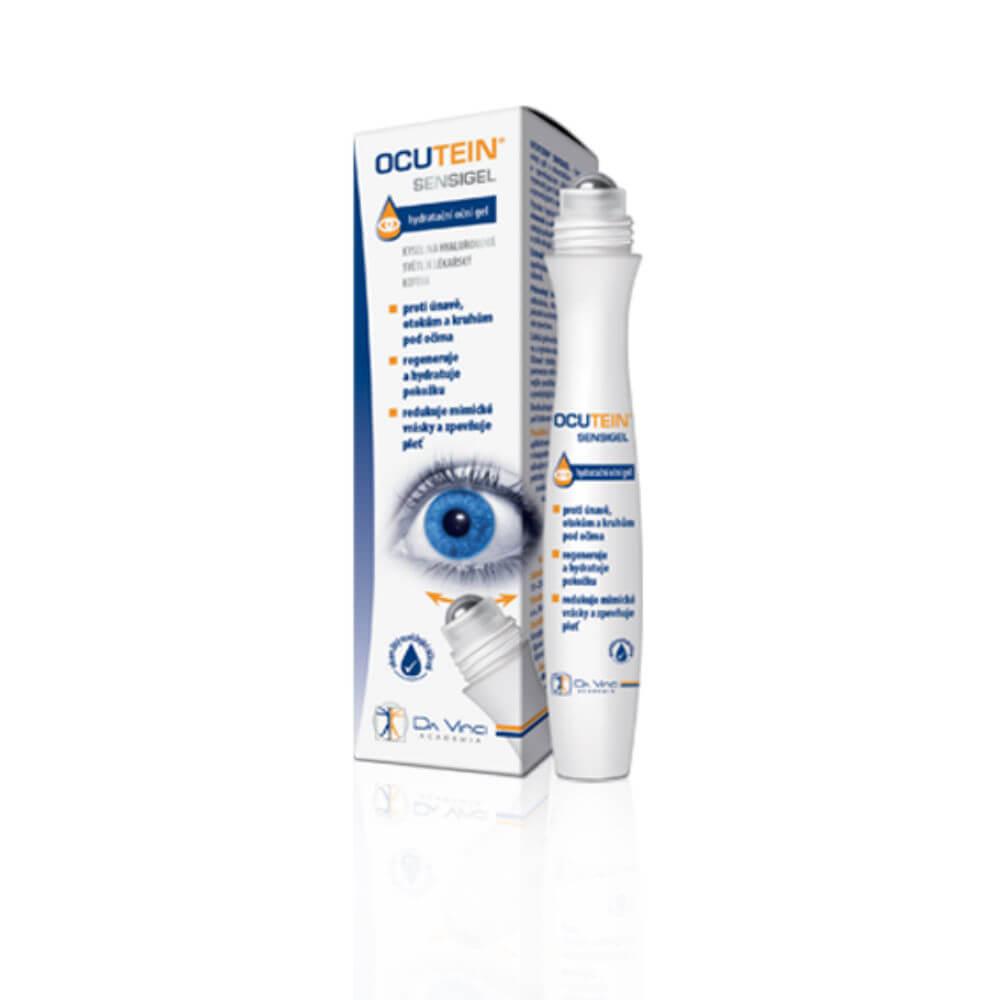 OCUTEIN Sensigel hydratační oční gel 15 ml