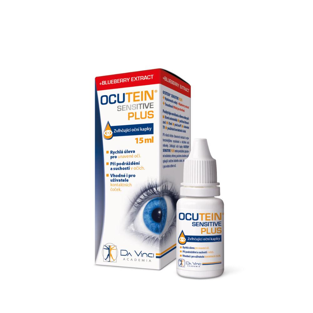 DA VINCI ACADEMIA OCUTEIN Sensitive Plus oční kapky 15 ml