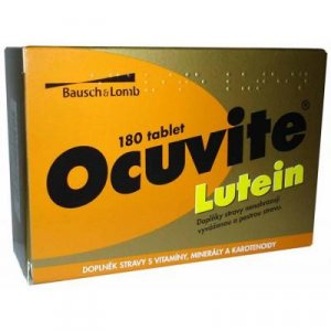 Ocuvite Lutein 180 tablet