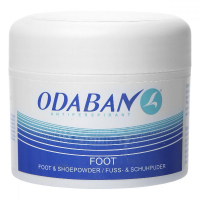 ODABAN Pudr na nohy a do bot – antiperspirant 50 g