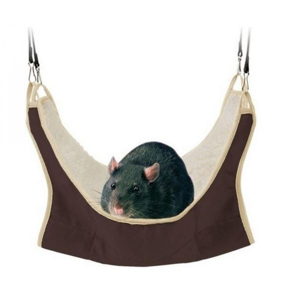 Trixie Odpočívadlo pro krysy a fretky 30 x 30 cm