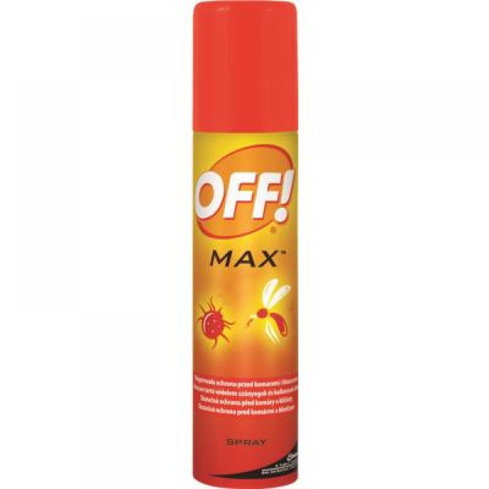 OFF! Max sprej 100 ml