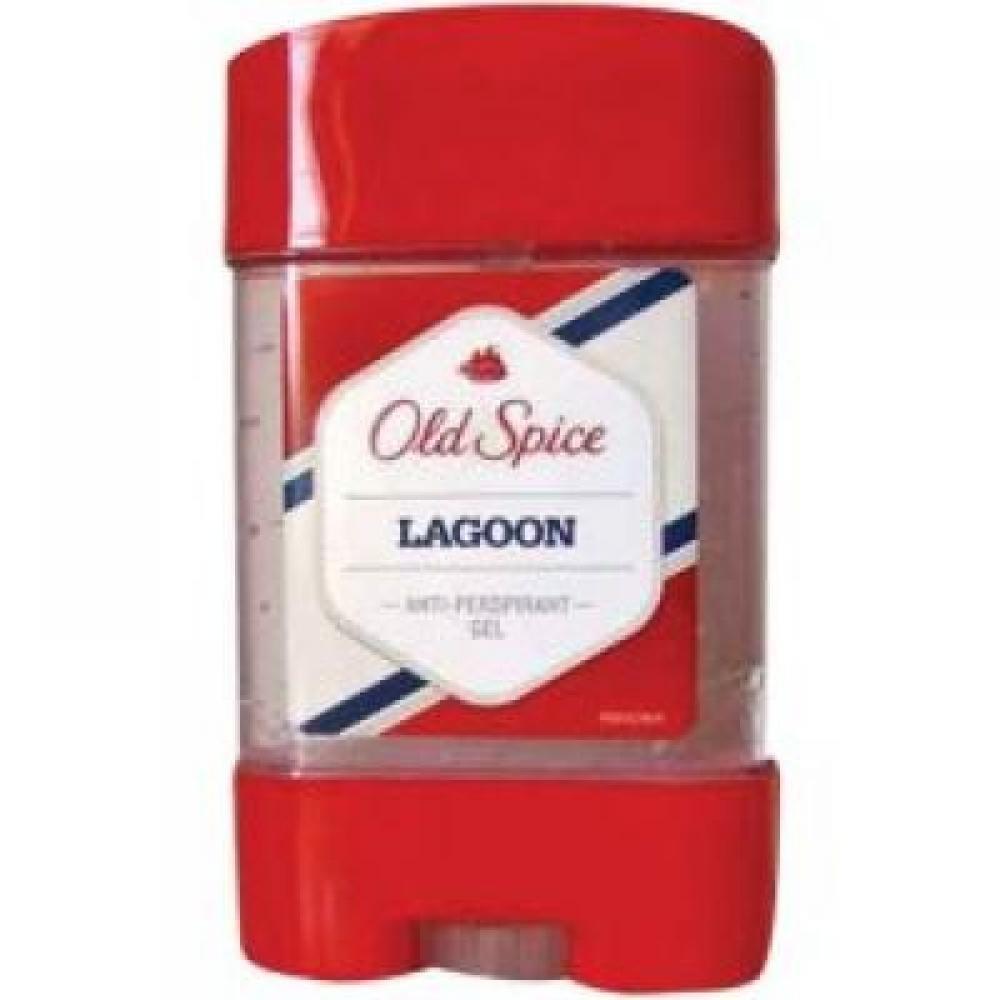 Old Spice deo čirý gel 70 ml Lagoon