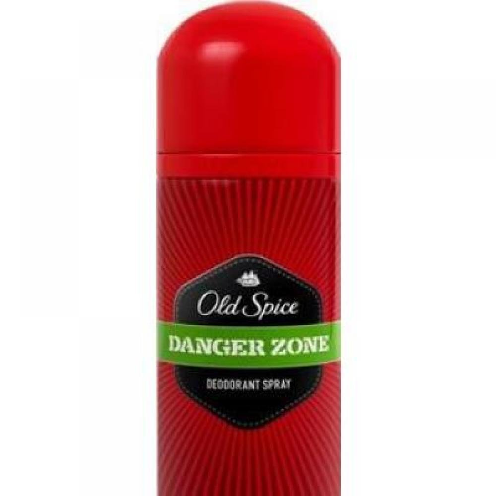 Old Spice deo spray 125 ml Danger Zone