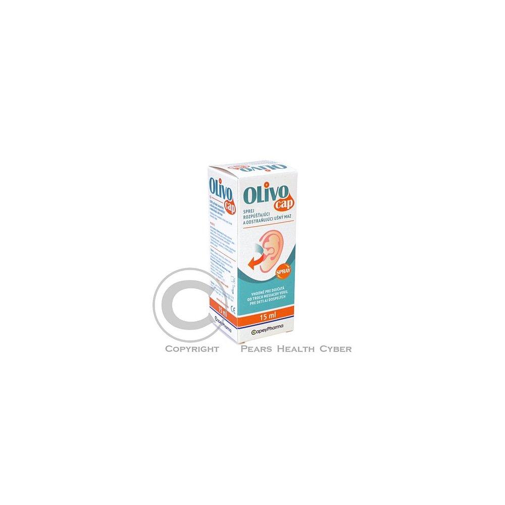 OLIVOCAP ušní sprej 15 ml