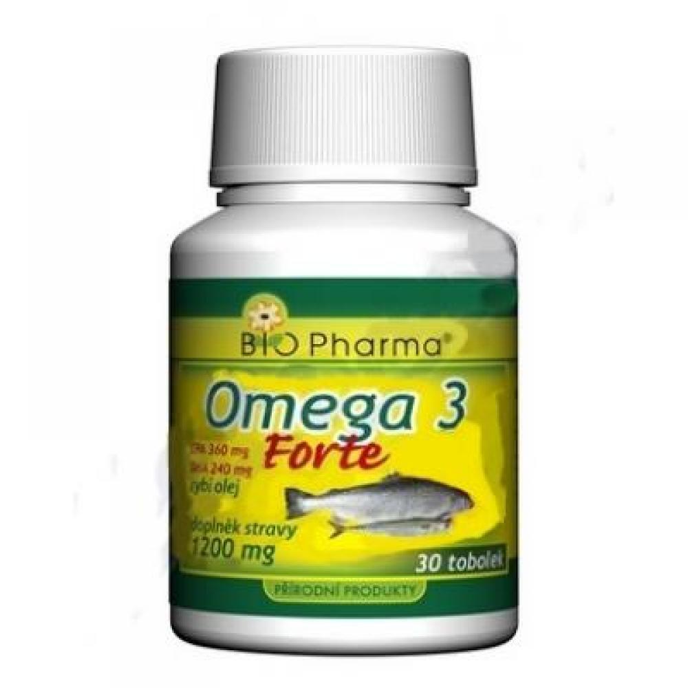 Bio-Pharma Omega 3 Forte 1200mg 45 tobolek