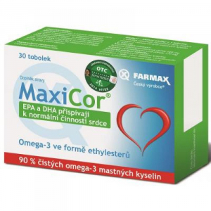 FARMAX MaxiCor 30 tobolek
