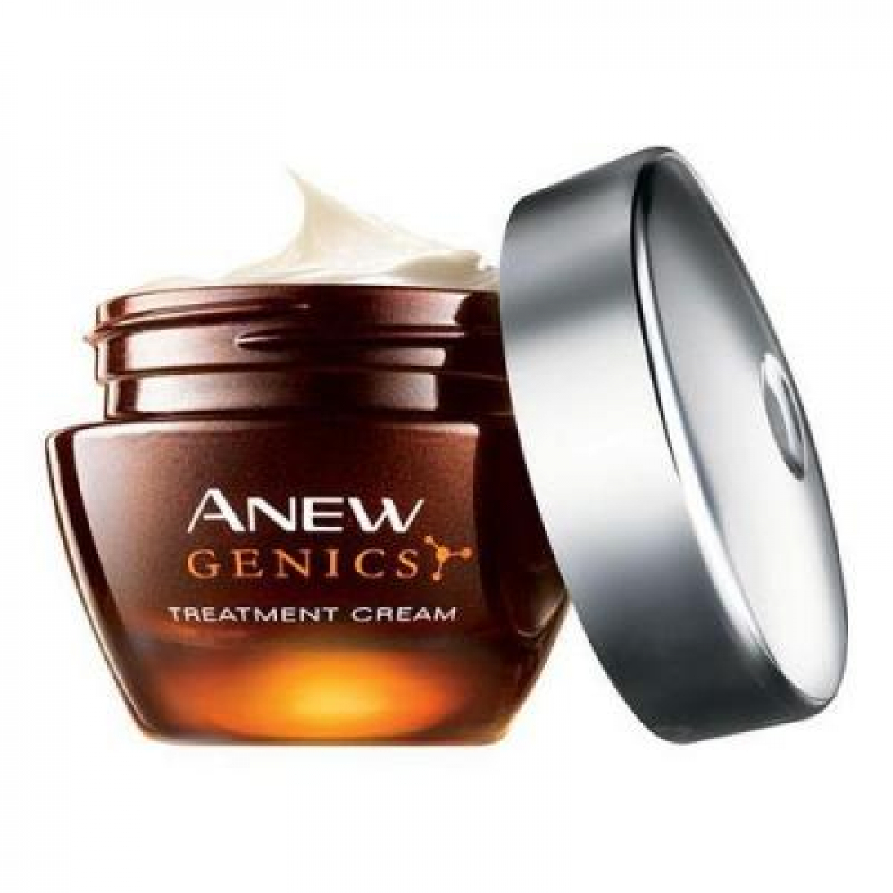 Anew Genics Treatment Cream Bakım Kremi