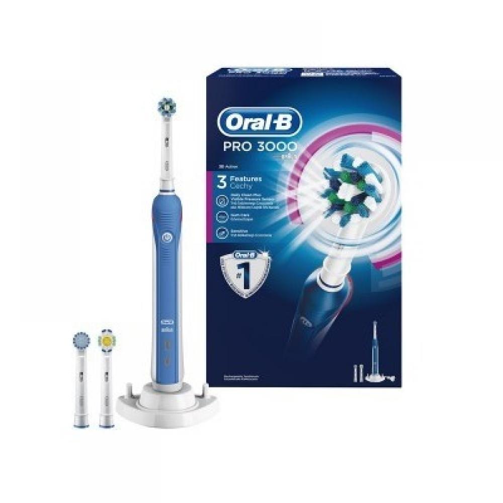 ORAL-B PRO 3000 Elektrický zubní kartáček