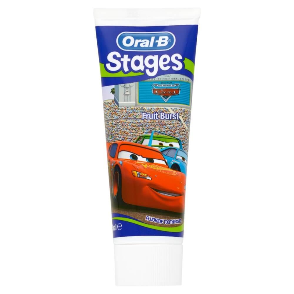 Oral-B zubní pasta dětská Stages