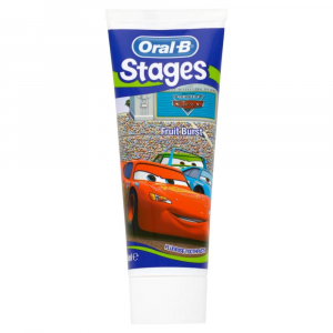 ORAL-B Stages Fruit burst zubní pasta 75 ml