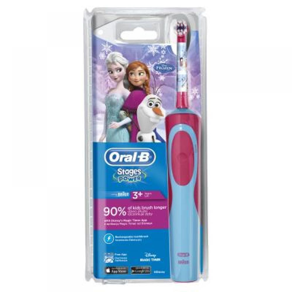 ORAL-B Oral-B Vitality Kids D12K Frozen elektrický dětský kartáček