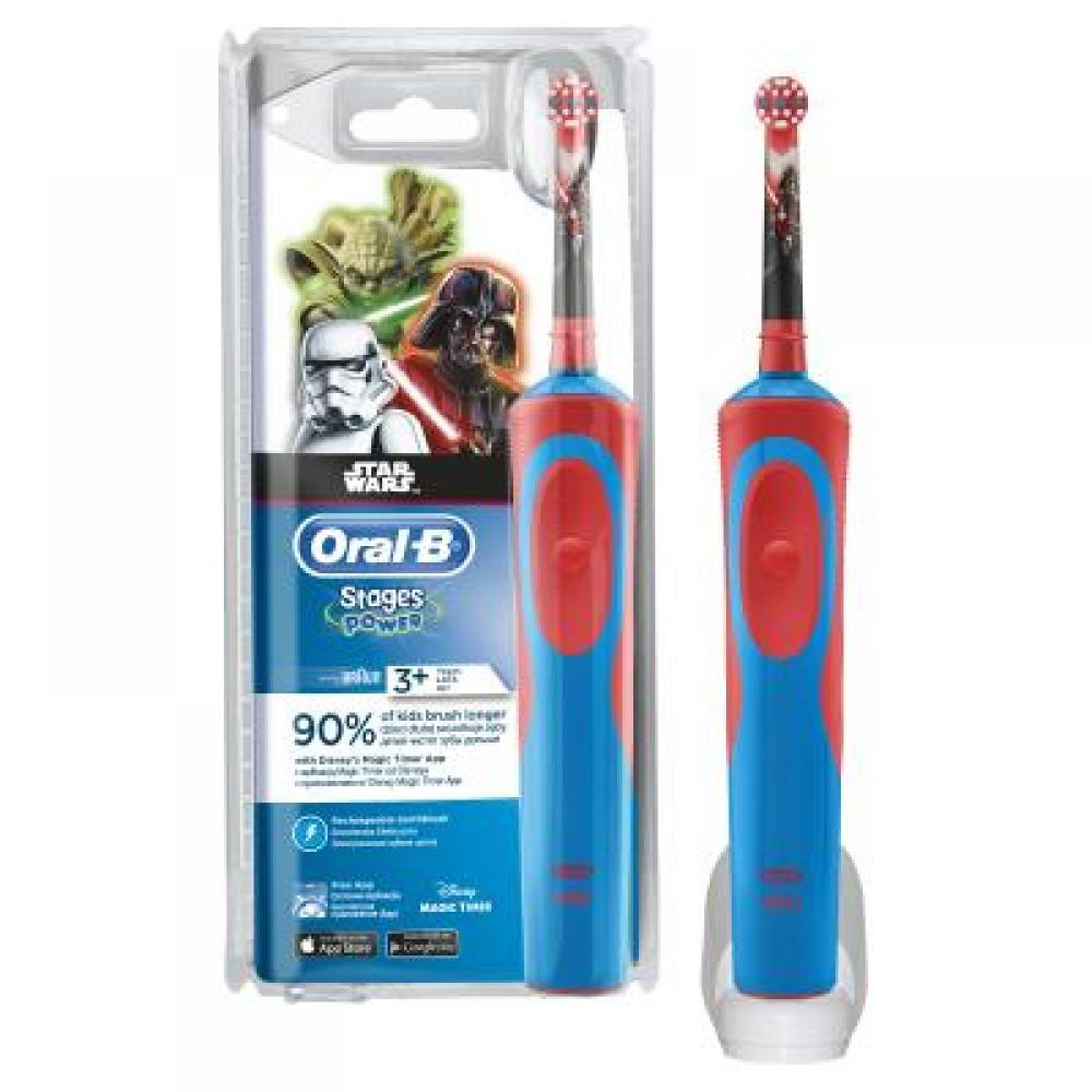 ORAL-B Vitality Kids StarWars Dětský elektrický kartáček