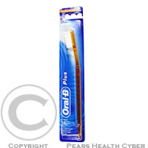 Oral-B zubní kart.Plus 40 Medium