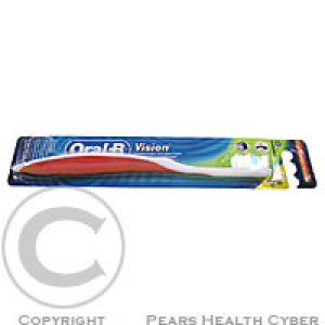 Oral-B zubní kart.Vision 35 Medium