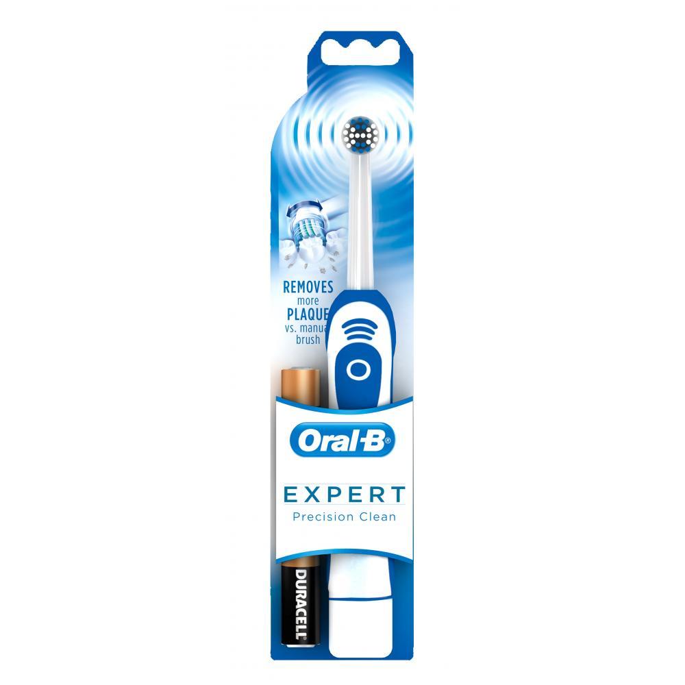ORAL-B D4 Battery Precision Clean Zubní kartáček na baterie