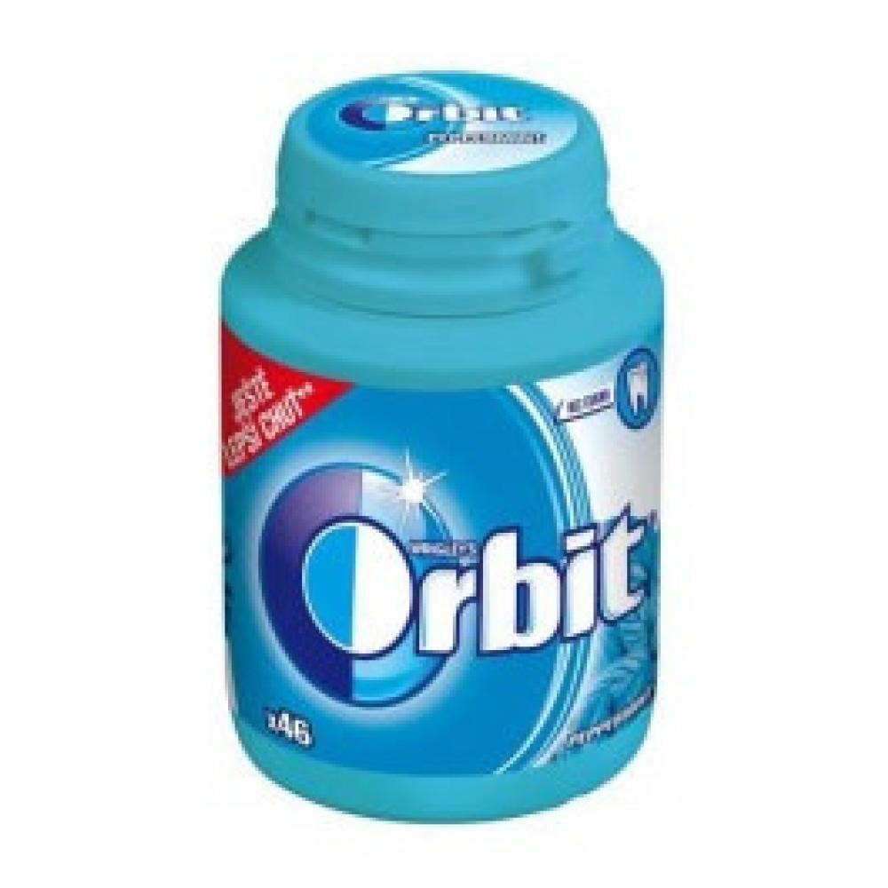 ORBIT Peppermint dražé dóza 46 kusů