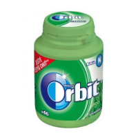 ORBIT Spearmint dražé dóza 46 kusů