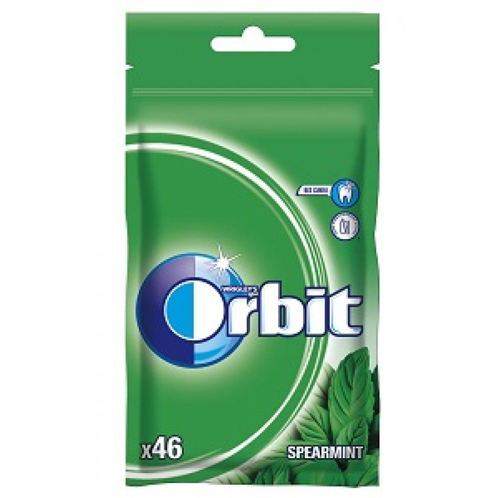 ORBIT Spearmint dražé sáček 46 ks