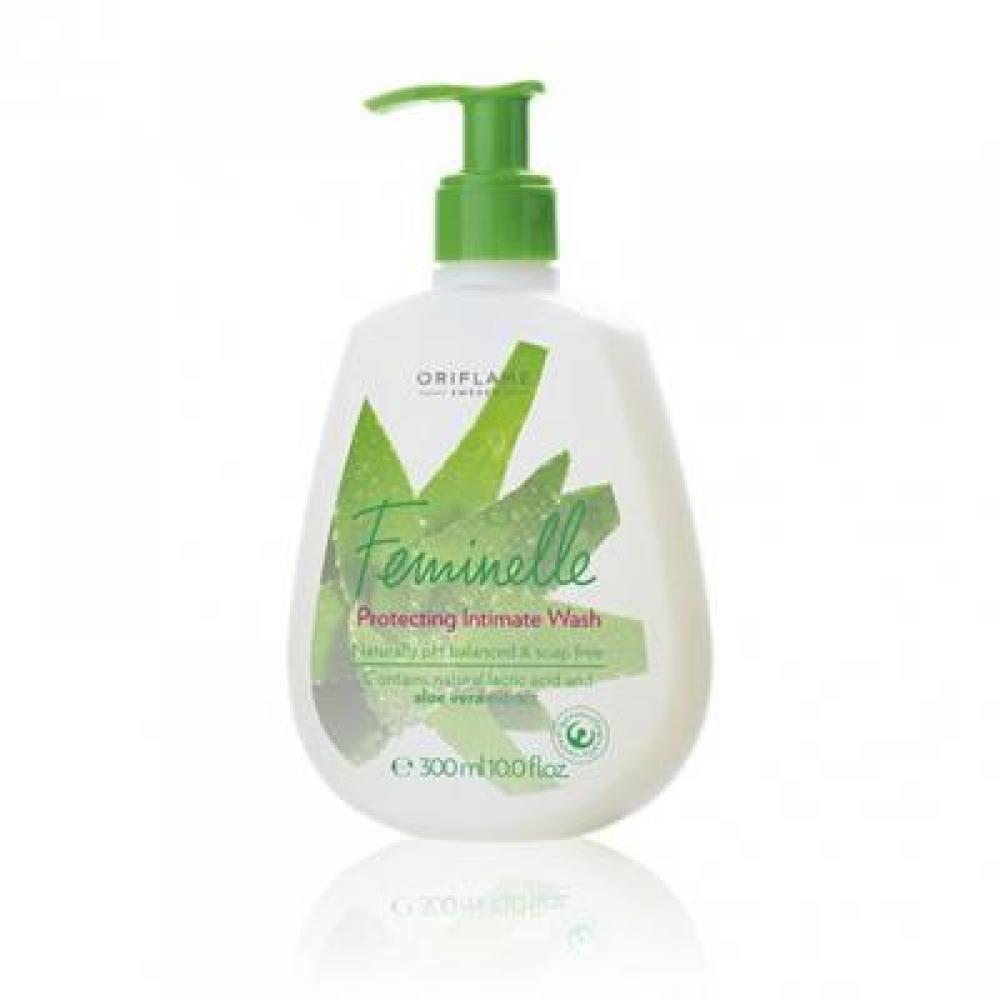 ORIFLAME Ochranný mycí gel pro intimní hygienu Feminelle 300 ml