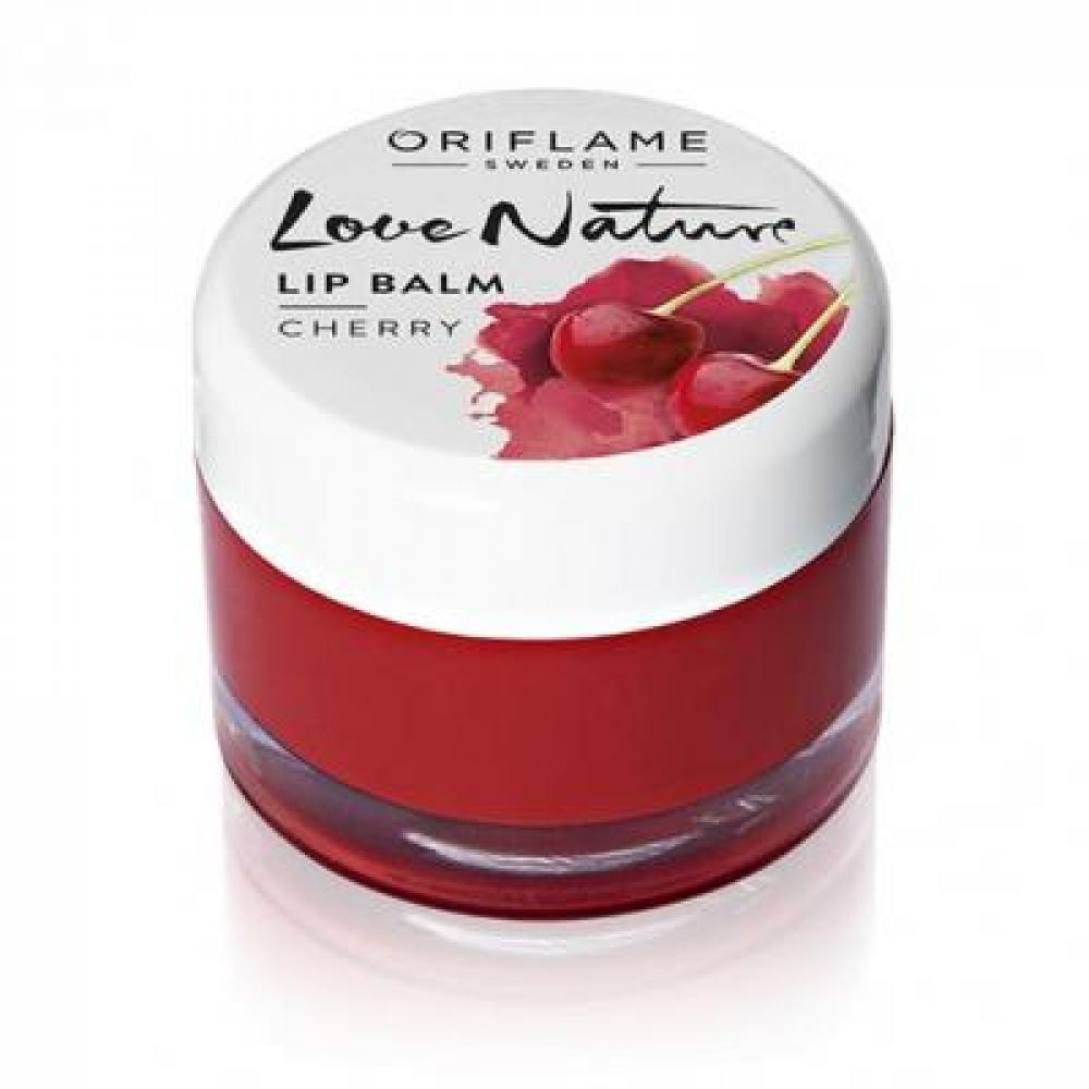 ORIFLAME Třešňový balzám na rty Love Nature 7 g